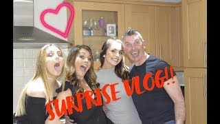 Aunty's Surprise Birthday Vlog ||Jess Vick||