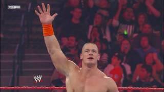 WWE Champion John Cena vs. Carlito