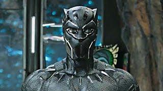 Black Panther - Iron Man & Avengers | official international trailer #2 (2018)
