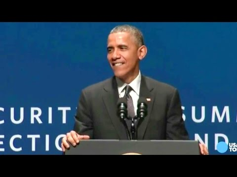 TOP 10 Barack Obama Jokes dbate