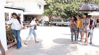 Tabu Angry On Media Photographer | Behind The Camera | Ajay Devgn, Rakul Preet | VIDEO