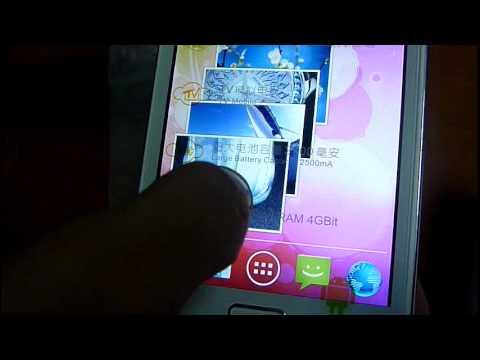 فيديو جديد لجوال اكس تاتش الاكثر من رائع Xtouch X506