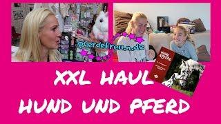 XXL HAUL Hund und Pferd [ Pferde Freu.n.de ] Pummeleinhorn