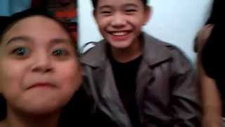 Pabebe with Gift, Francis and Kyline