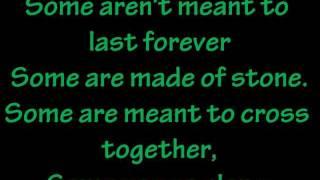 Broken Bridges By Toby Keith And Lindsey Haun Lyrics On-Screen HD