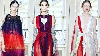 Elsa Schiaparelli Collection Fall Winter 2017  | Paris Haute Couture Fashion Week