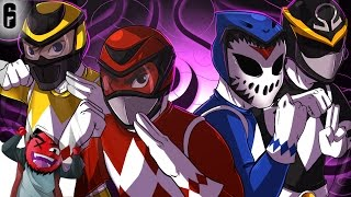 Rainbow Six: Siege | POWER RANGER RECRUIT CHALLENGE! (w/ H2O Delirious, Bryce, & Ohmwrecker)