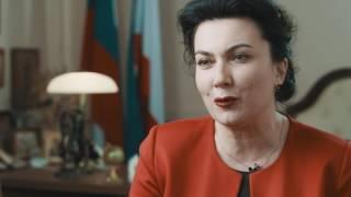 Арина (Вера) Вадимовна Новосельская (министр культуры Республики Крым) в поддержку помощи детям