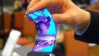 Samsung Announces Youm Flexible OLED Displays at CES