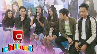 ASAP Chillout: Maymay, Edward, Kisses and Marco's message to Star Magic