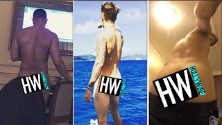 WTF! Celebrity Butt Selfies - HOT OR NOT?