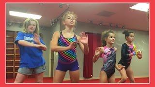 DANCE PRACTICE | Flippin' Katie