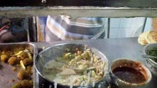 أسرع معلّم فلافل في العالم-هاشم البلد -عمّان  falafel sandwich