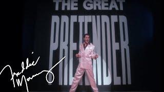 Freddie Mercury - The Great Pretender (Official Video)