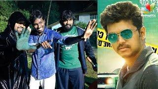 Vijay 59 movie shooting runs without any hurdles inspite of heavy rain | Hot Tamil Cinema News