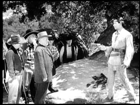 The Lone Ranger RUSTLER S HIDEOUT Episode 5