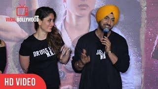 Diljit Dosanjh Full Speech | Udta Punjab Trailer Launch | ViralBollywood Entertainment