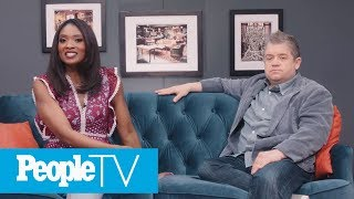 Patton Oswalt On Working With Charlize Theron: 'She's A Pro