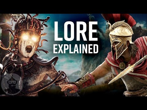 Xxx Mp4 Assassin S Creed Odyssey Lore And Greek Mythology Explained The Leaderboard 3gp Sex