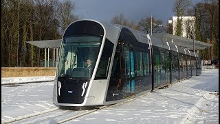 Luxembourg's new tram
