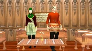 Film Animasi 3D Cut Nyak Mutia (Pahlawan Aceh)