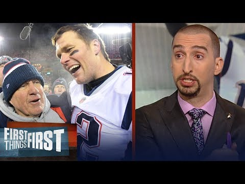 Nick Wright says coaching was key in the Patriots OT win over the Chiefs NFL FIRST THINGS FIRST
