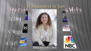 The Best Hypnotist in San Diego is Diane Edwards at the San Diego Hypnosis Clinic