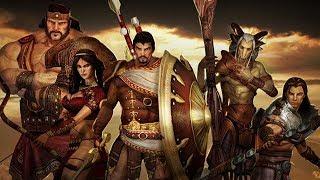 Rise of the Argonauts Full Movie All Cutscenes