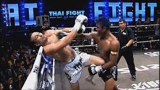 Sức mạnh khủng khiếp của Buakaw thời đỉnh cao. - Muay Thai 2011