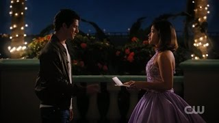 Jane the virgin - Jane meet Adam again (Tyler posey)
