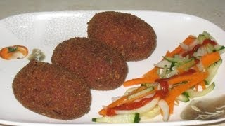 Egg cutlet recipe ( Great egg appetizer )