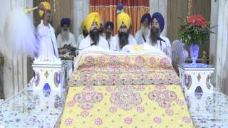 Bhog Shri Akhand Path Sahib(part 1) at Takht Shri Damdama  Sahib  Sabu ki Talwandi  Part 1