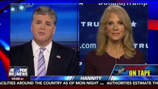 Trump Campaign Manager Kellyanne Conway Comments on