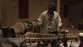 Balaphone Solo By Master Griot Famoro Dioubate