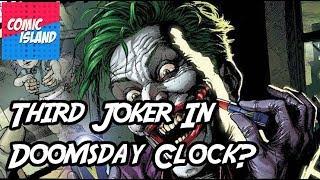 Third Joker Found In Doomsday Clock?