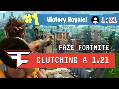 Xxx Mp4 CLUTCHING A 1v21 IN TILTED TOWERS Fortnite Battle Royale 3gp Sex