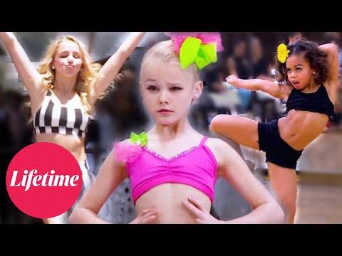 MOST INTENSE IMPROV DANCE OFF HEAD TO HEAD BATTLES Dance Moms Flashback Compilation Lifetime