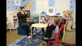 Jason Sudeikis Shares Life Advice with Kids