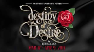 "Meet the Director of the Telenovela-Inspired Comedy ""Destiny of Desire"" at Garden Theatre"