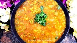 Lauki Chana Dal Recipe In Hindi | Lauki Chana Dal Ki Sabzi | Lauki Ki Daal Recipe | Ghiya Chana Dal