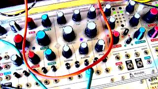 Modular Synth - Patch in Progress 7