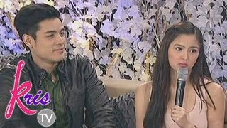 Xian is Kim's shoulder to cry on