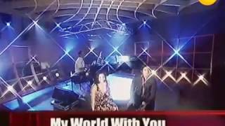 My World With You - Regine Velasquez and Piolo Pascual (Paano Kita Iibigin Ost)
