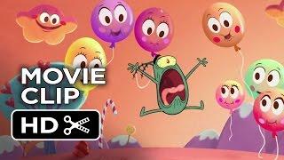 The SpongeBob Movie: Sponge Out of Water Movie CLIP - Brain (2015) - Animated Movie HD