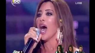 نجوى كرم & سارا فرح البرايم النهائي ستار اكاديمي  8