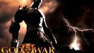 God of War III - Boss Movie (Poseiden, Hades, Helios, Hermes, Hercules, Cronos, Scorpion, Zeus)