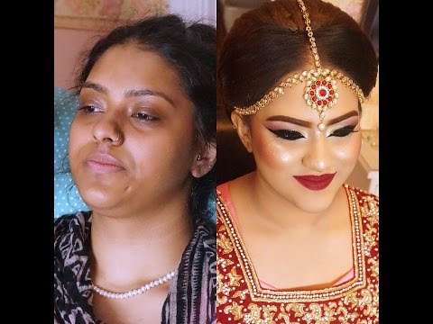 Real Bride | Traditional Asian Bridal Makeup And Hairstyling