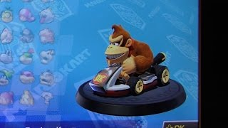 Nintendo Switch - Mario Kart 8 Deluxe | hands-on gameplay (2017)
