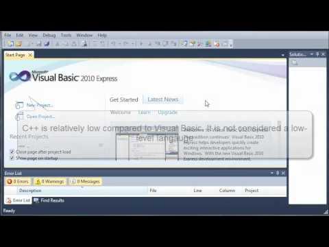 Xxx Mp4 Visual Basic Tutorial 1 What Is Visual Basic 3gp Sex