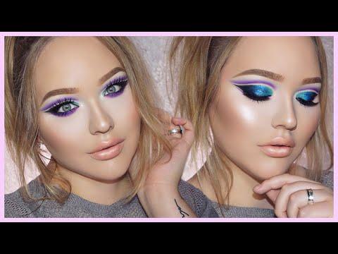 ZENDAYA Edgy Double Cut-Crease Makeup Tutorial